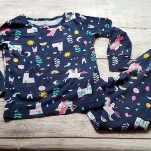 Carters 2T pajamas